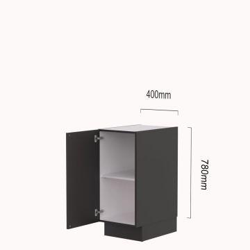 Onderkast 40 cm