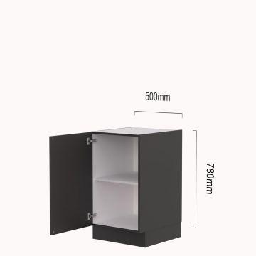 Onderkast 50 cm