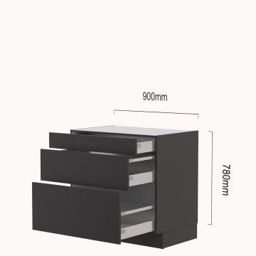 Korvenkast 90 cm